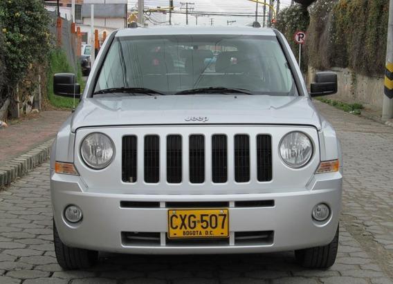 Jeep Patriot Limited 2007 Motor 2400cc 4x4 5puertas 172hp
