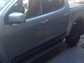 Chevrolet S10 2.4 Lt Cab. Dupla 4x2 Flex 4p Cinzaa