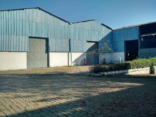Galpão Industrial Para Venda E Locação, Vila Castelo Branco, Indaiatuba - Ga0054. - Ga0054