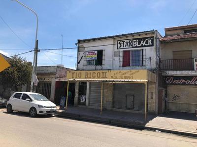 Local Depto Casa A Reciclar Con Cochera Lote 10x35