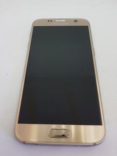 Samsung S7 Sm-g930f 32gb 4gb Lte 4g Libre Gold Ver Fotos