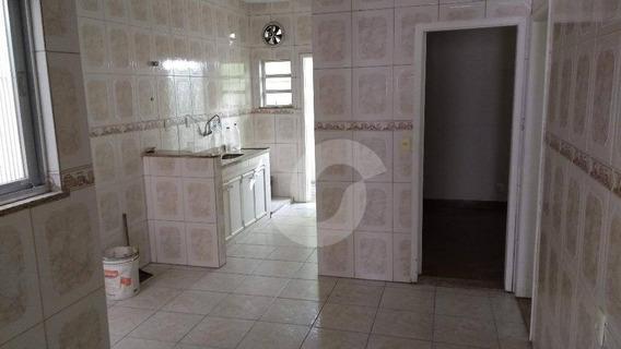 Casa Residencial À Venda, Largo Do Barradas, Niterói. - Ca0889