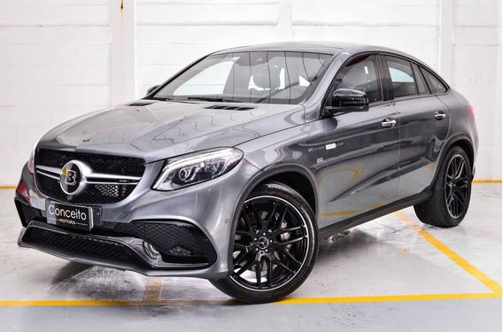 Mercedes-benz Gle 63amg 4matic Coupe