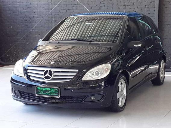 B 200 2.0 8v Gasolina 4p Automático 2007