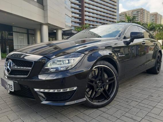 Mercedes-benz Cls 63 Amg 5.5 V8 Turbo Gasolina 4p