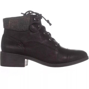 Botin Sperry Juniper Quay Black Women No. Sts96153