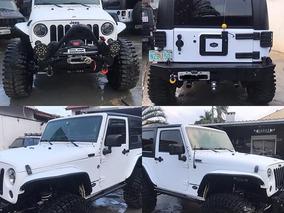 Jeep Wrangler 3.6 2012 + Equipado Tudo Top