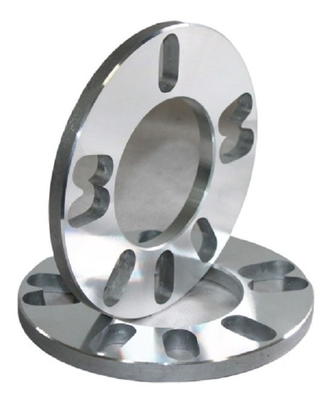 Par Alargador Espaçador Roda Universal 4 E 5 Furos (10mm)