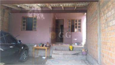 Imagem 1 de 8 de Residência Com 3 Dormitórios À Venda, 40 M² Por R$ 118.000 - São Tomé - Viamão/rs - Ca0868