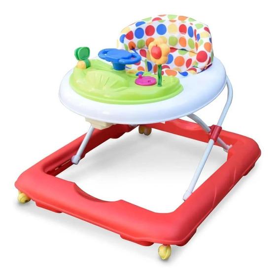 Andador Para Bebe Mega Baby Musical Bandeja Actividades