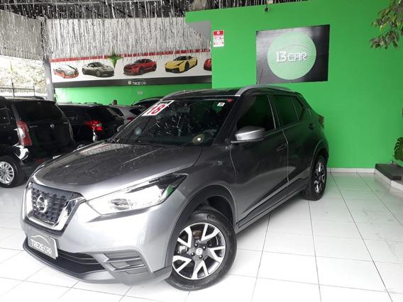 Nissan Kicks 1.6 16v Flex S 4p Xtronic