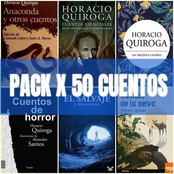 Kit Imprimible Cuentos De Horacio Quiroga