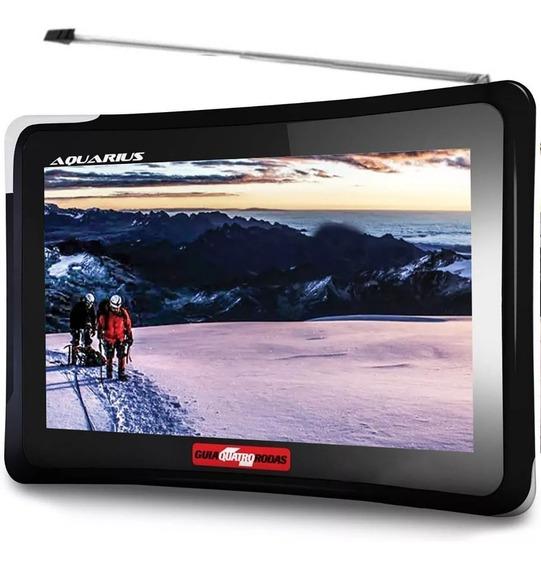 Gps Para Caminhao Quatro Rodas 5.0 Alerta Radar Tv Digital