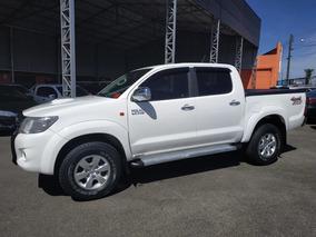 Toyota Hilux Sr (c.dup) 4x4 3.0tb-ic 16v(n.serie) 201