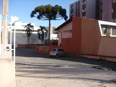 Terreno Para Alugar, 1180 M² Por R$ 6.000/mês - Batel - Curitiba/pr - Te0052