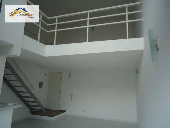 Loft Residencial À Venda, Casa Verde, São Paulo. - Lf0002