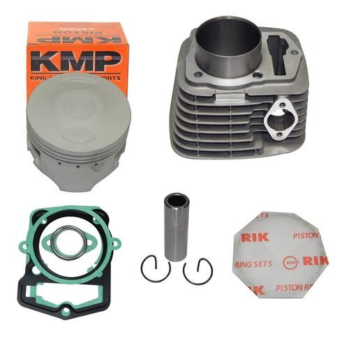 Imagem 1 de 1 de Kit Cilindro Motor Kmp Premium Crf 230 Para 240  67mm Taxado