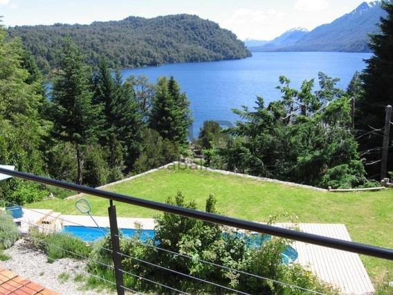 Alquiler Turistico, Casa Con Increible Vista Al Lago, Villa La Angostura