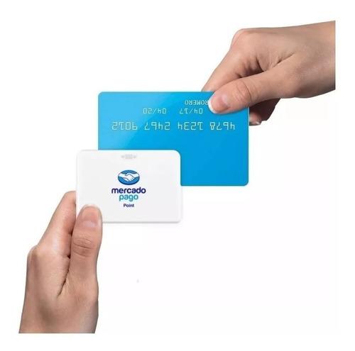 Imagen 1 de 3 de Posnet Mercado Pago Point Bluetooth Tarjetas Debito Credito