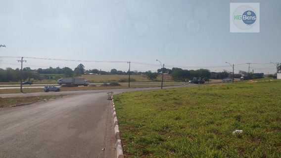 Terreno Comercial À Venda, Parque Da Figueira, Paulínia. - Te0010