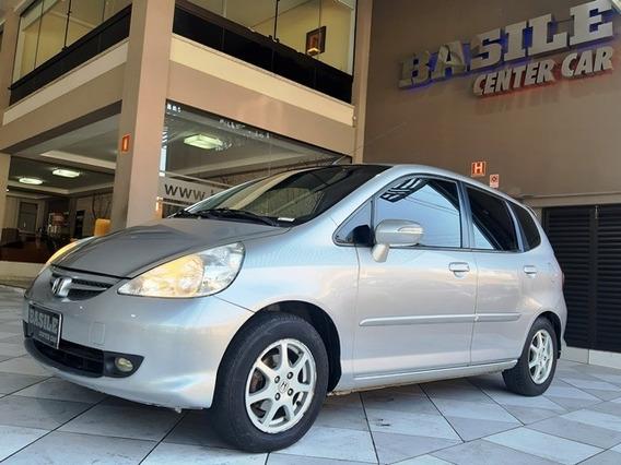 Honda Fit 1.5 Ex 16v Gasolina Aut. 2008