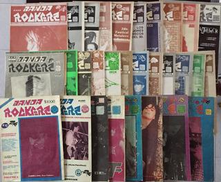 Banda Rockera - 31 Revistas Varios Números - $ 100 C/u