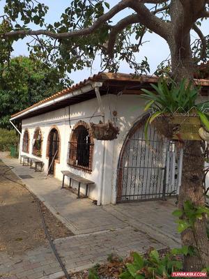 Casa- Granja En El Manzano En Venta