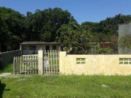 Casa A 1km Da Praia No Jd Palmeiras Em Itanhaém - 5303   Npc