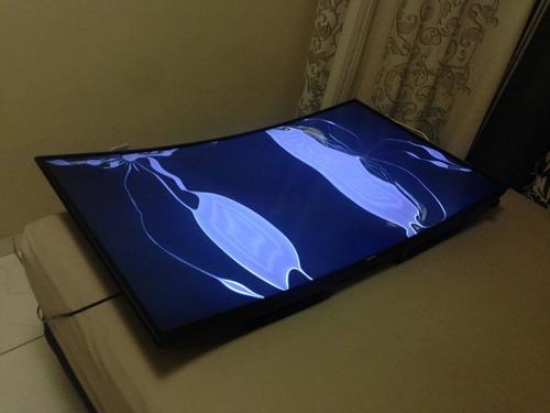 Vendo Tv Samsung Curva 49 Inteira Ou Peças Modelo Un-mu6300g
