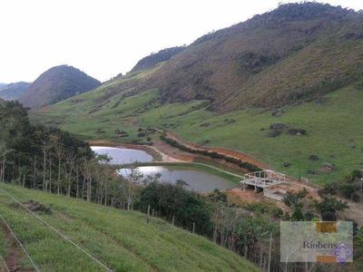 Área Rural À Venda, Zona Rural, Domingos Martins. - Ar0013