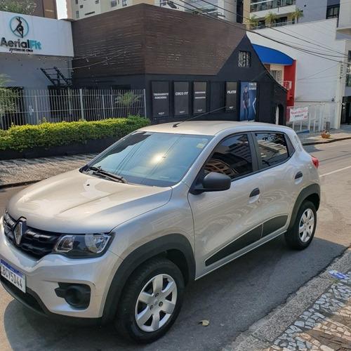Imagem 1 de 7 de Renault Kwid 2019 1.0 12v Zen Sce 5p