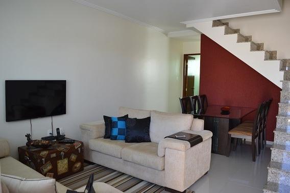Casa Para Venda, 2 Dormitórios, Novo Horizonte - Macaé - 542
