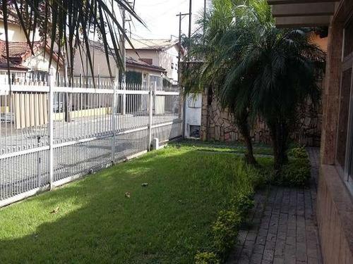 Casa Para Alugar, 450 M² Por R$ 10.000,00 - Vila Rosália - Guarulhos/sp - Ca0848