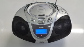 Rádio Rca Cd Am/fm Rcd010 Mp3 80w - Usado Leia Td O Anúncio!