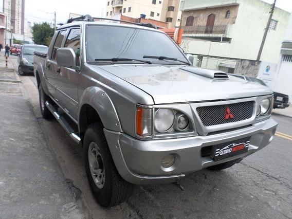 Mitsubishi L200 Gls 2.5 4x4 Diesel 2002