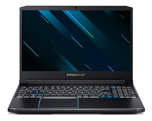 Notebookgamer - Acer Ph315-52-748u I7-9750h 2.60ghz 16gb 128gb Híbrido Geforce Gtx 1660 Ti Windows 10 Home Predator Helios 300 15,6