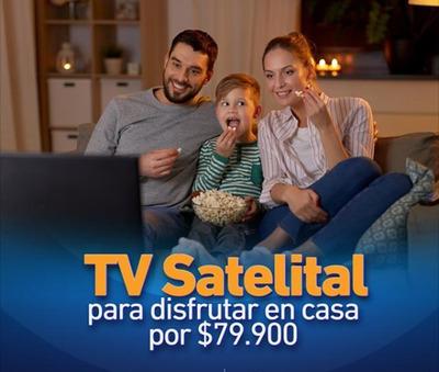 Televisión Satelital Full Hd