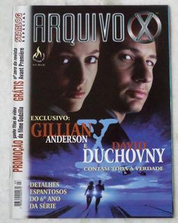 Revista Starlog Especial Nº 3 Arquivo X