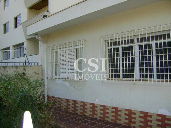 Casa Comercial Para Locação, Vila Itapura, Campinas. - Ca0164