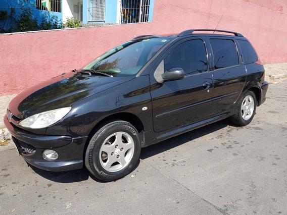 Peugeot 206 Sw 1.6 16v Feline Flex 5p 2008