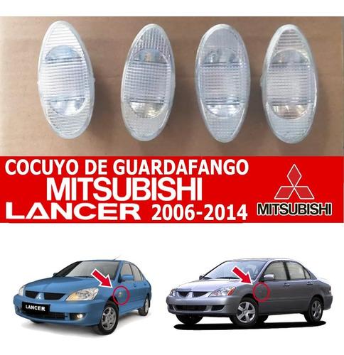 Cocuyo De Cruce Guardafango Lancer Touring  Y Glx