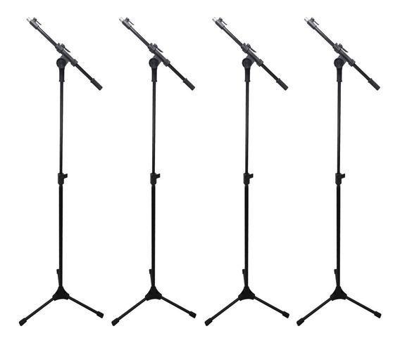Pedestal Rmv Psu 0135 P/ Microfone Pes Easy Lock (4 Und)
