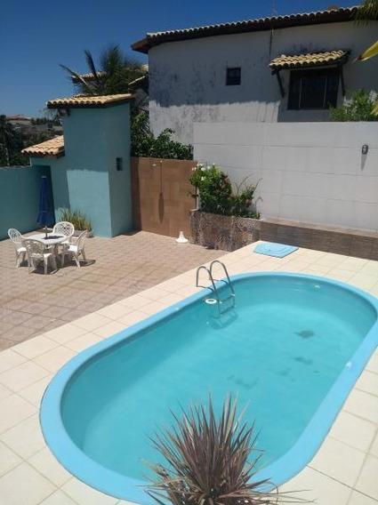 Casa Em Condomínio Para Venda Em Lauro De Freitas, Ipitanga, 3 Dormitórios, 1 Suíte, 3 Banheiros, 2 Vagas - Vs370_2-873362
