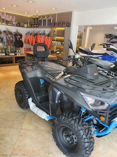 Imagem 1 de 5 de Quadriciclo Can Am Segway Snarler 570 Automatico Brp 4x4 4x2