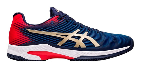 Tênis Asics Gel Solution Speed Ff Clay Masculino - Lj Físca