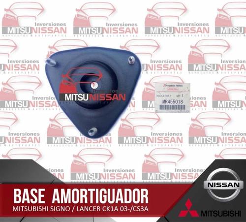 Base De Amortiguador Mitsubishi Signo/lancer
