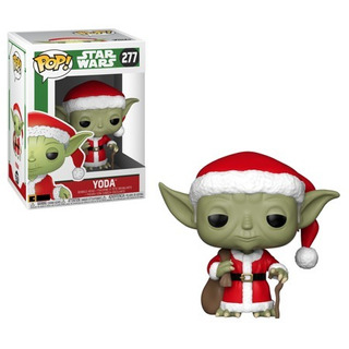 Funko Pop Star Wars Holiday - Yoda #277 - Nuevo - Nextgames