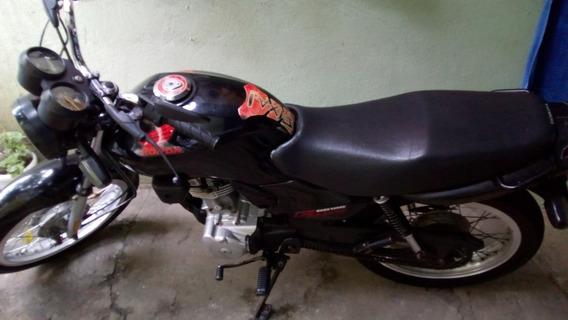 Moto Honda Cg 125 Fan - 2008