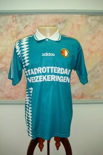 Camisa Futebol Feyenoord Holanda adidas Antiga 376