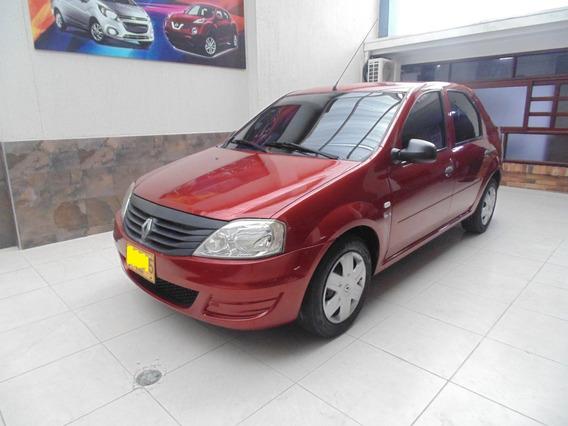 Renault Logan Familier 2012